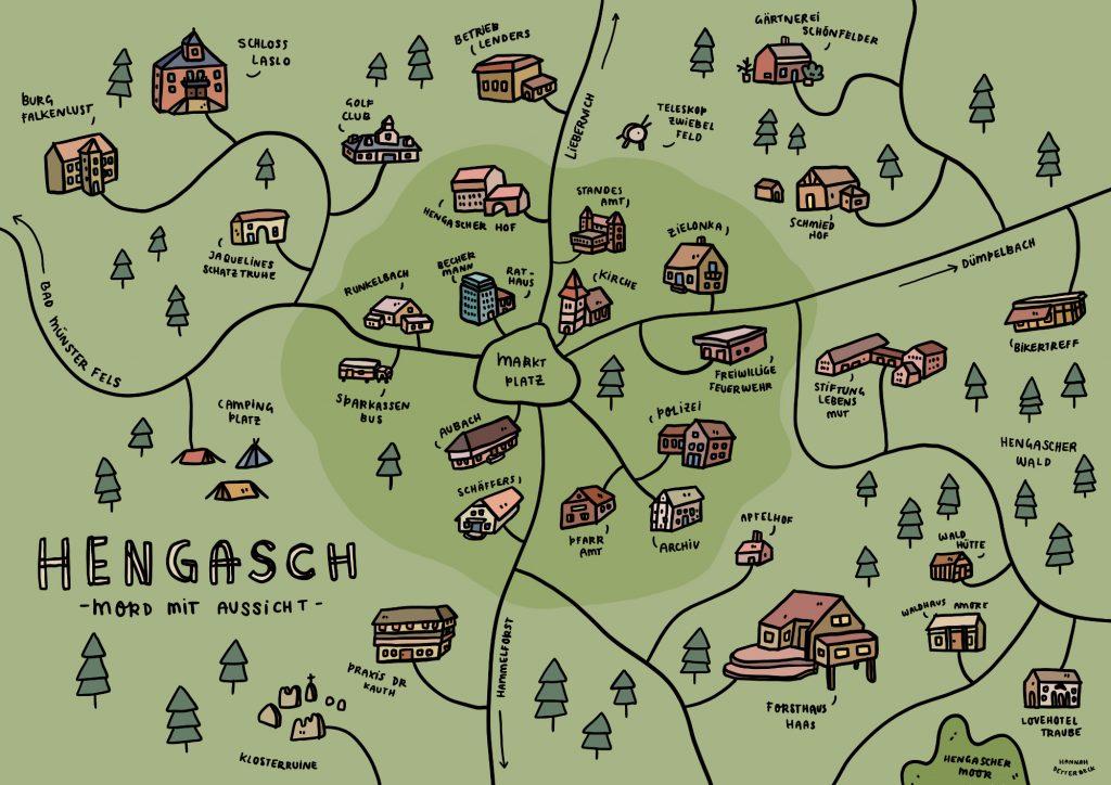 Wo Liegt Hengasch