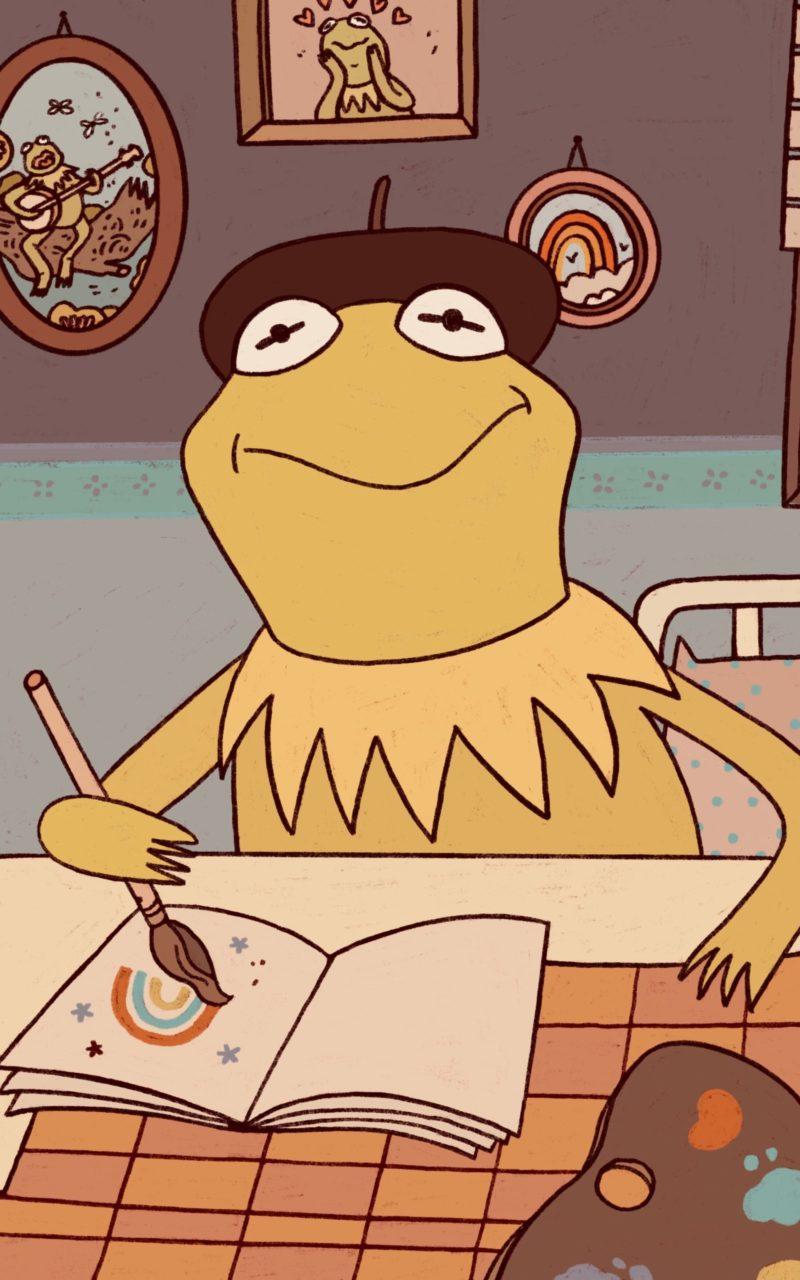 Artist Kermit